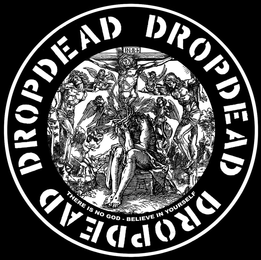"Dropdead ""There Is No God"" Slipmat"
