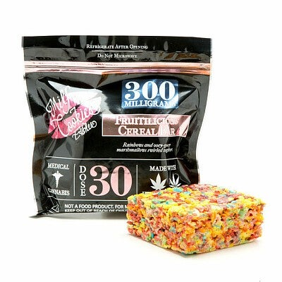 Milf N Cookie Cereal Bar - 300mg Fruitilicious