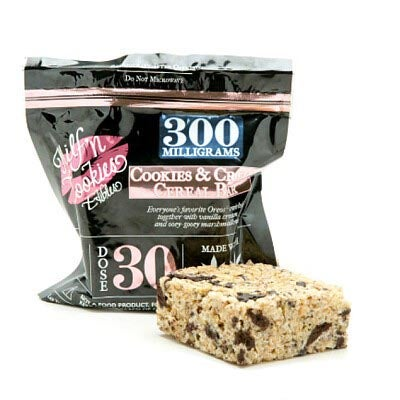 Image of 300mg Cookie N Cream Milf n Cookies Bar
