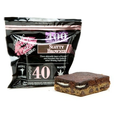 Image of 400mg Slutty Brownie Milf & Cookie