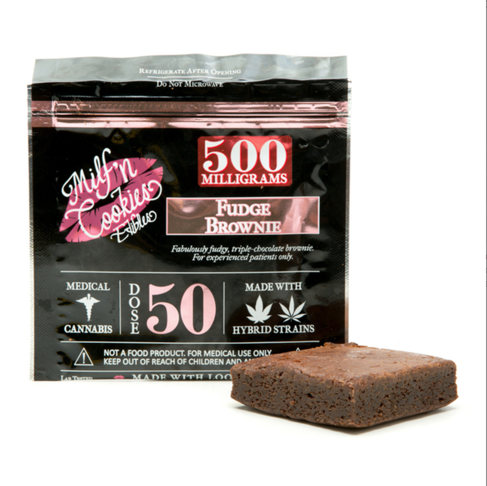 Image of 500mg Brownie Milf n Cookies