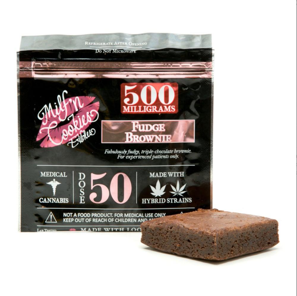 Image of 500mg Brownie Milf n Cookies
