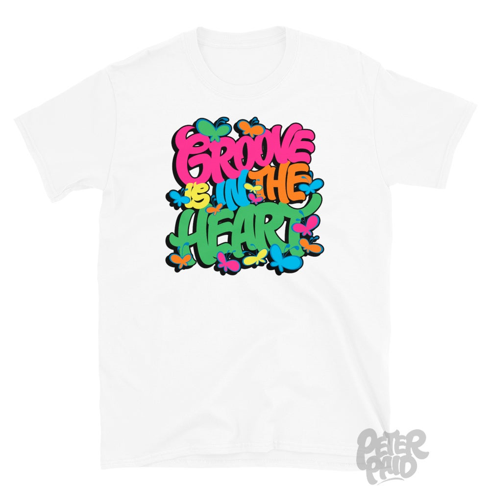 Image of Groove is in the Heart - Unisex Tee