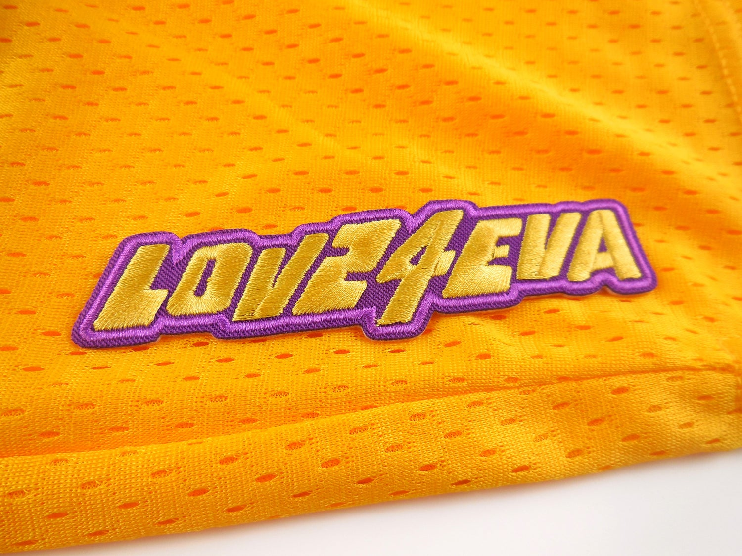 Mamba Forever Patch