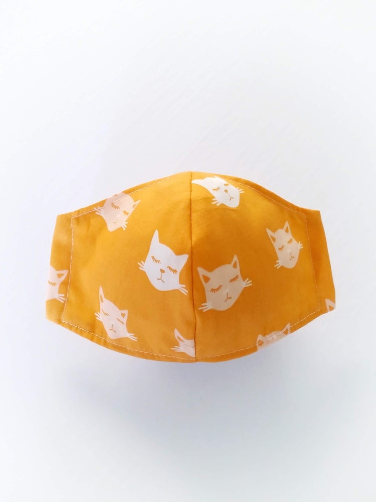 Image of WOMENS Mask - Meow
