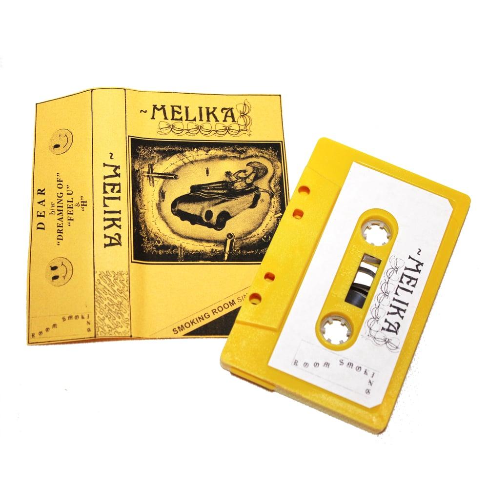 "Image of MELIKA ""Singles Series #2"" CS"