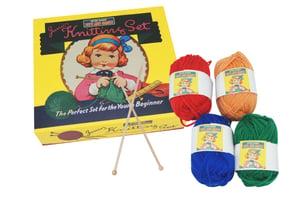 Image of Knitting Set
