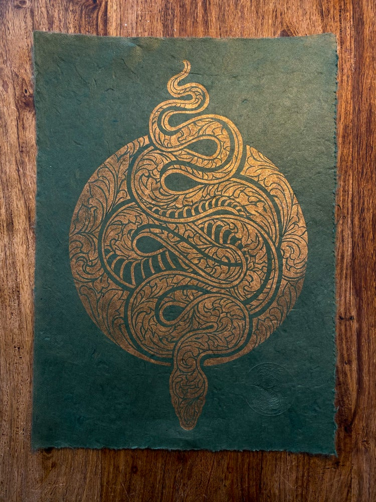 Image of Basilisk II Green Edition