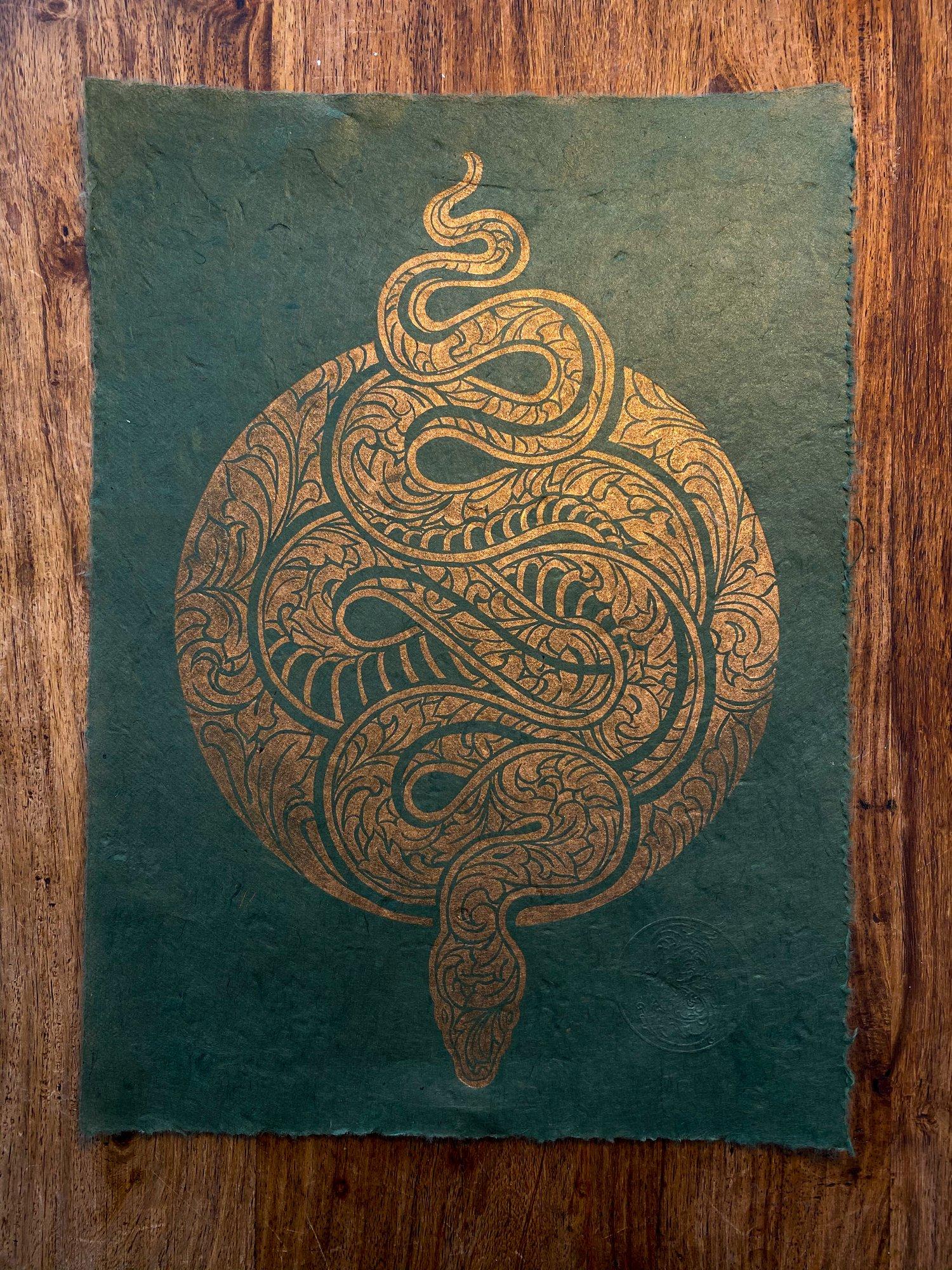 Image of Basilisk II Green Edition