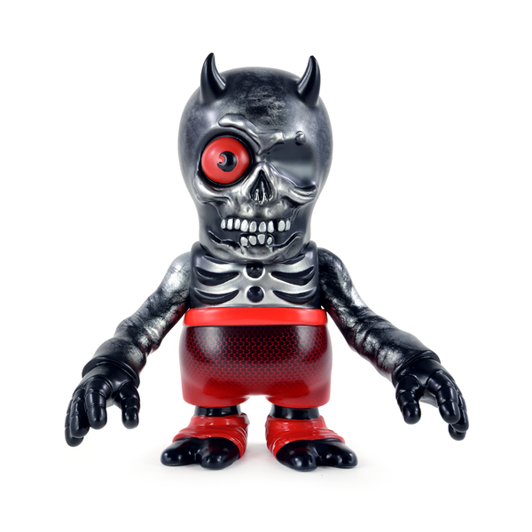 Image of Skullman Silver Marble One-Off
