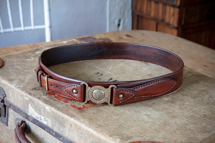 Image of The 'Propeller' Belt