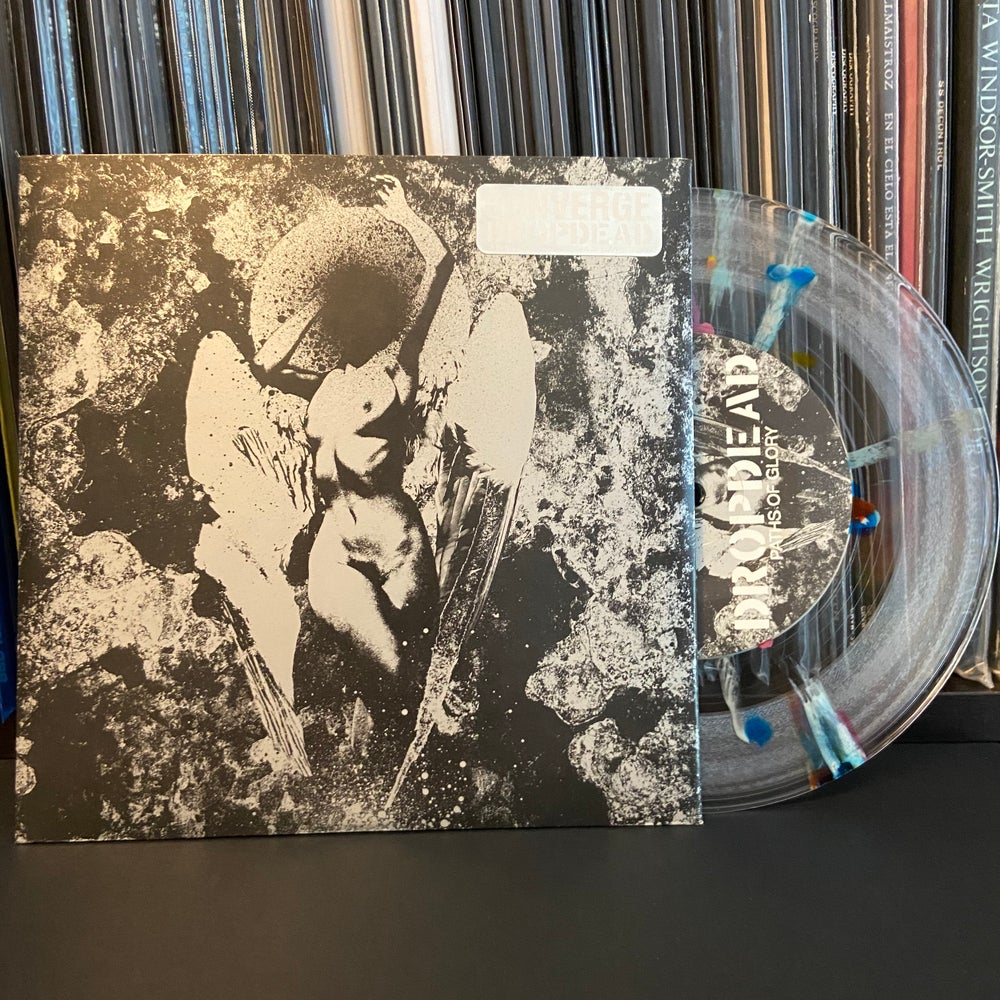 "CONVERGE / DROPDEAD - 20th Anniversary Split 7"" Ltd Color"