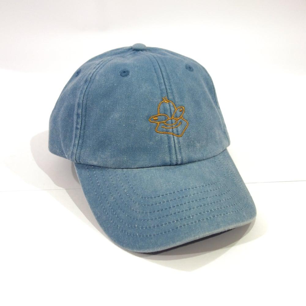 Image of IT-90 CAP (Black / Denim)