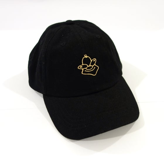 Image of IT-90 CAP (Black / Denim)