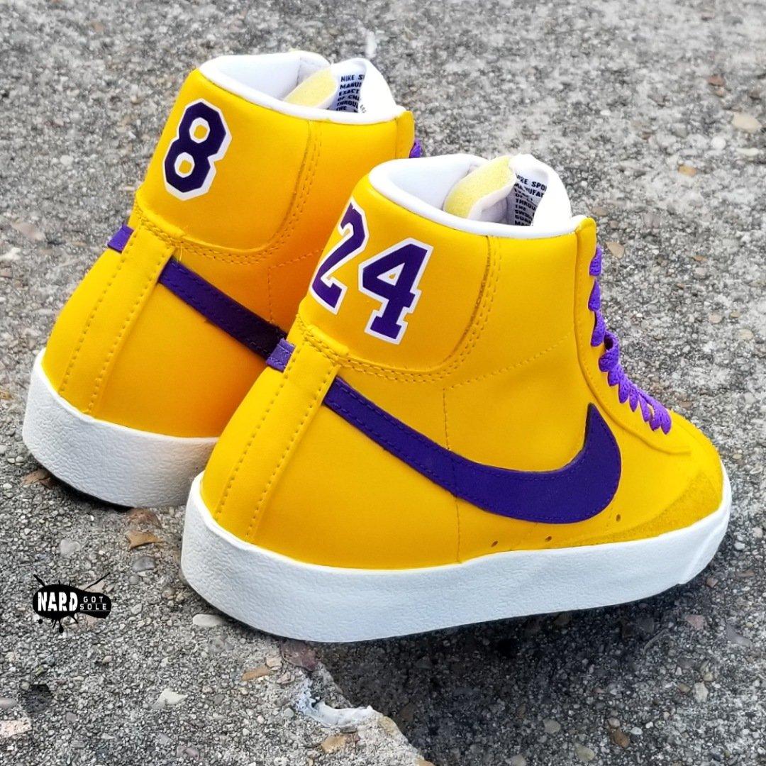 Image of 8/24 Nike Blazers