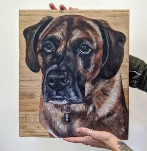 """15"""" x 18"""" Pet Portrait"""
