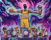 Kobe Trophy Print