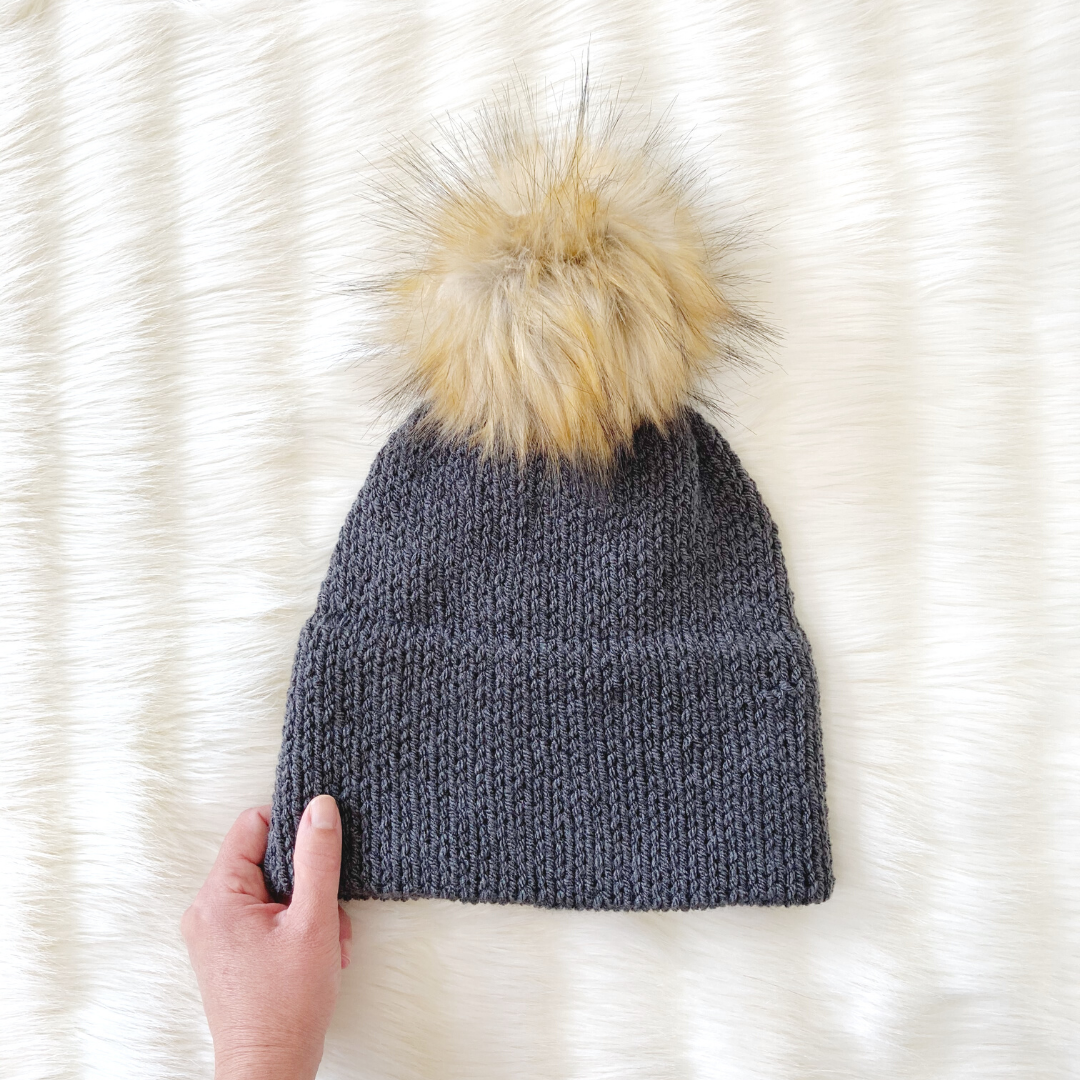Image of DIY Knit Kit - Double Brim Beanie