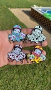 Betty Boop - Betty Boop Clown Enamel Pin
