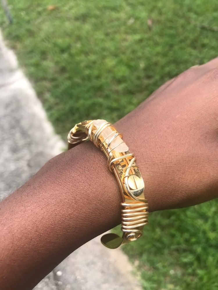 Image of The Qaurtz bracelets