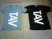 Image of TAV V-Neck T-shirt