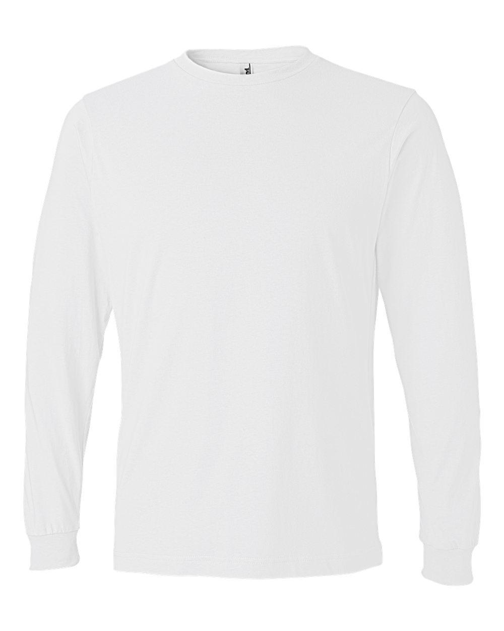 Image of Wyandot Run Mascot Long Sleeve Unisex Tee