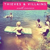 "Image of Thieves and Villains ""South America"" CD"