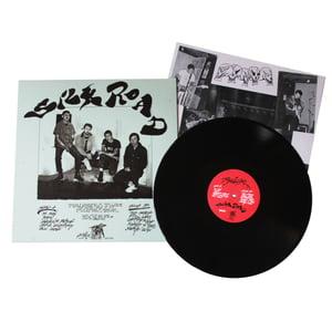 """Image of TONER """"Silk Road"""" LP"""
