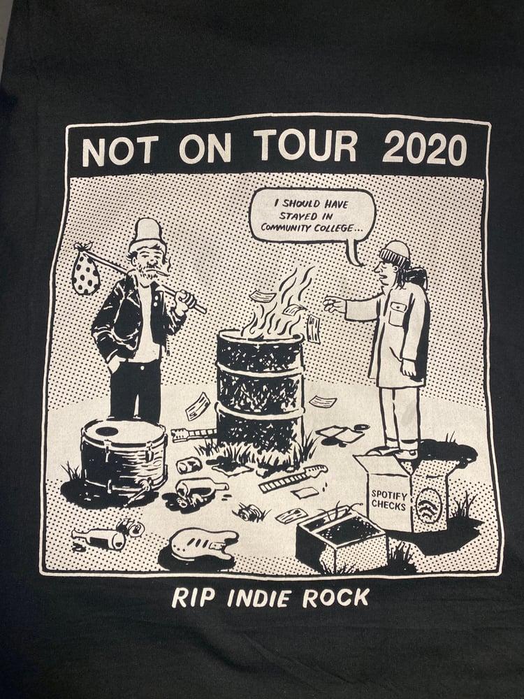 Image of RIP INDIE ROCK RE-PRINT!!!!!