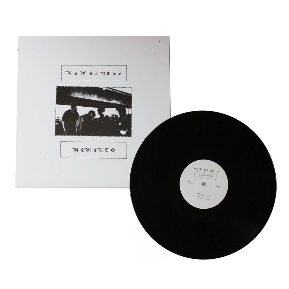 "Image of NEW CIRCLE ""Memento"" LP"