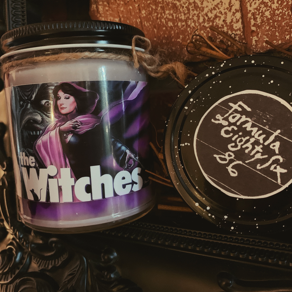 Image of Witches Candle