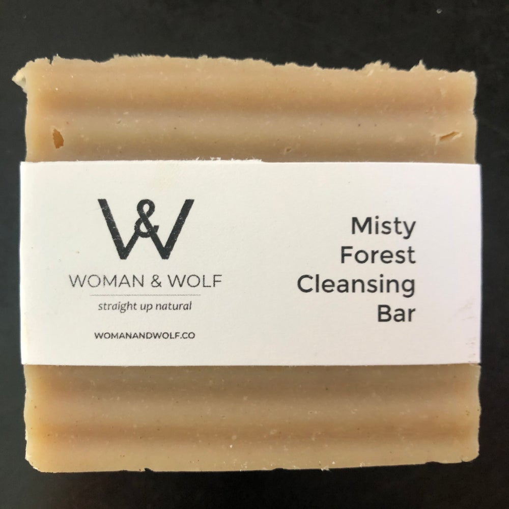 Image of Misty Forest Cleansing Bar