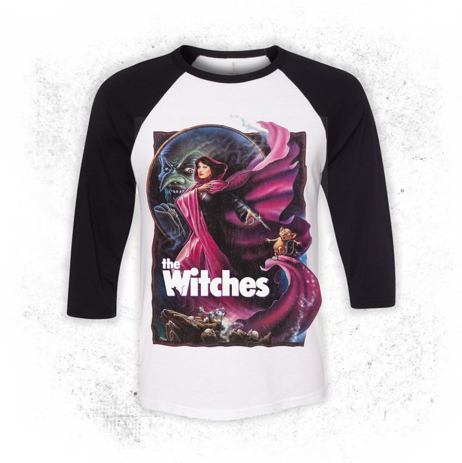 Image of VINTAGE WITCH BASEBALL