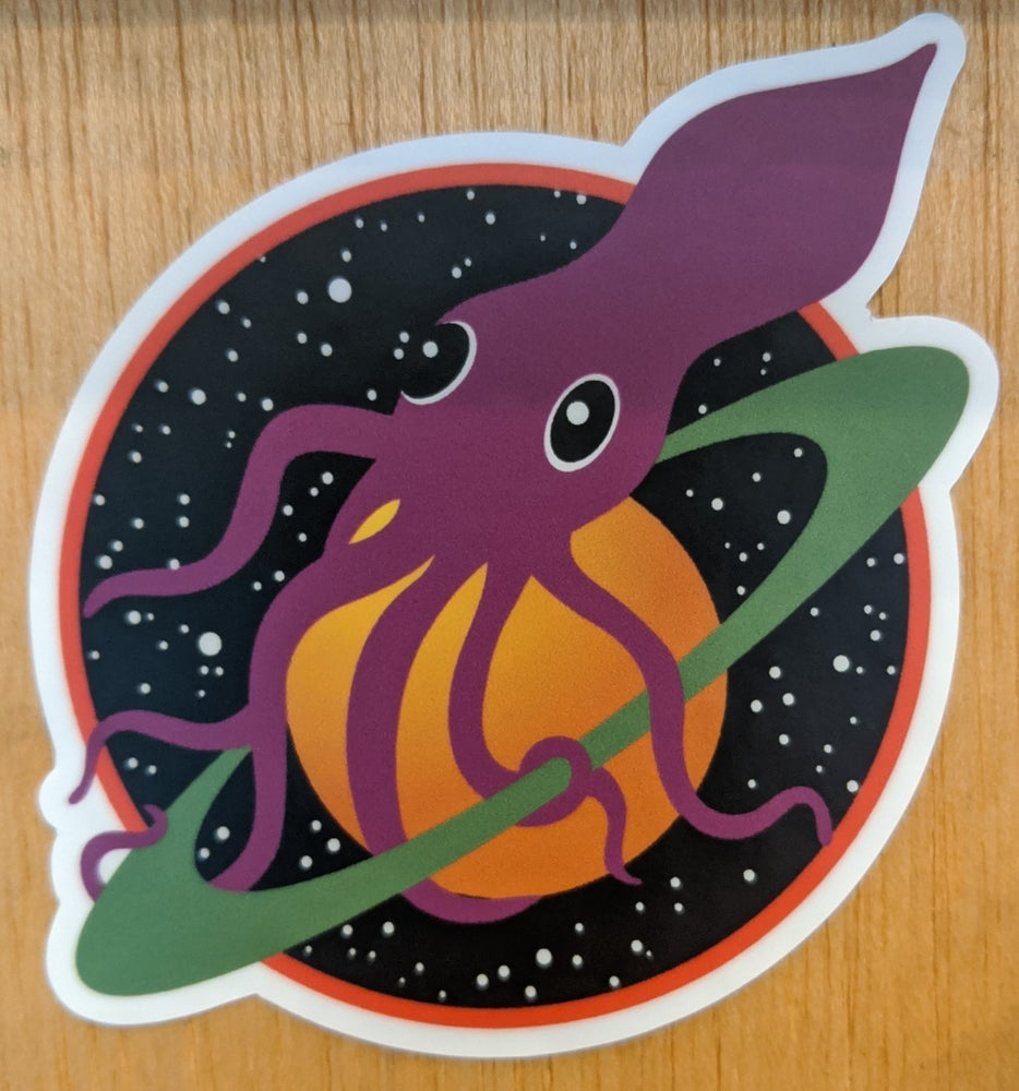 Image of Full Color Logo Sticker
