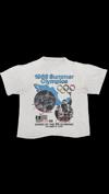 """1968 SUMMER OLYMPICS VINTAGE """"Blue"""""""