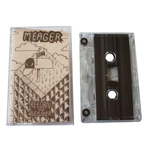 "Image of MEAGER ""Return To Sender"" CS"