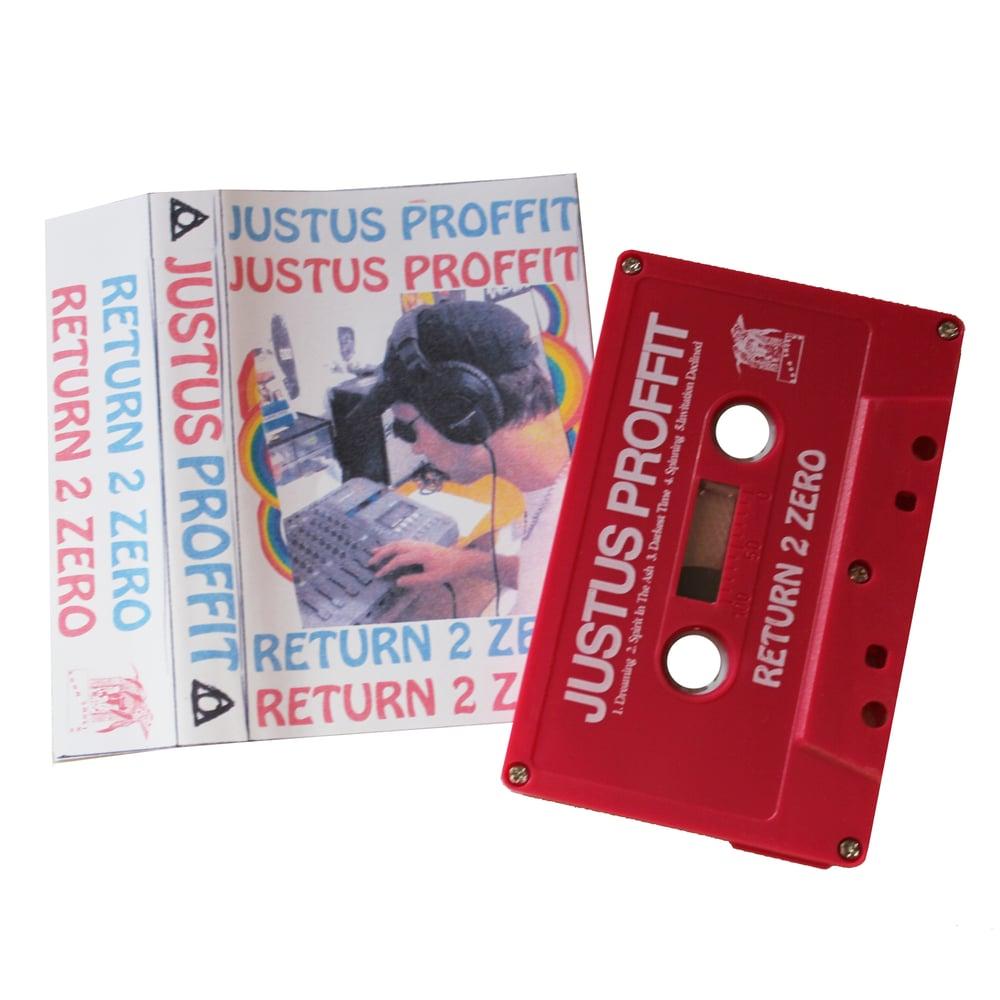 """Image of JUSTUS PROFFIT """"Return 2 Zero"""" CS"""