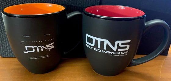 Image of DTNS Mug with Choice of Logo