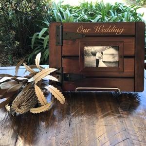 Timber Wedding Albums