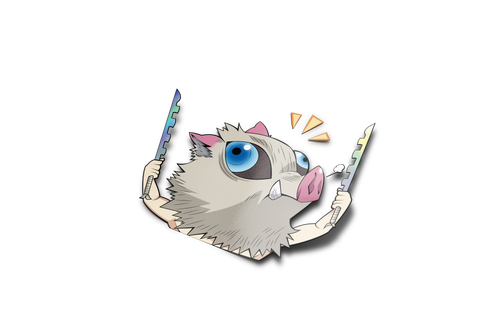 Image of Inosuke (Spot Holo / Regular)