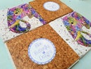 Image 5 of 'Rainbow Elephant' Stone Coaster