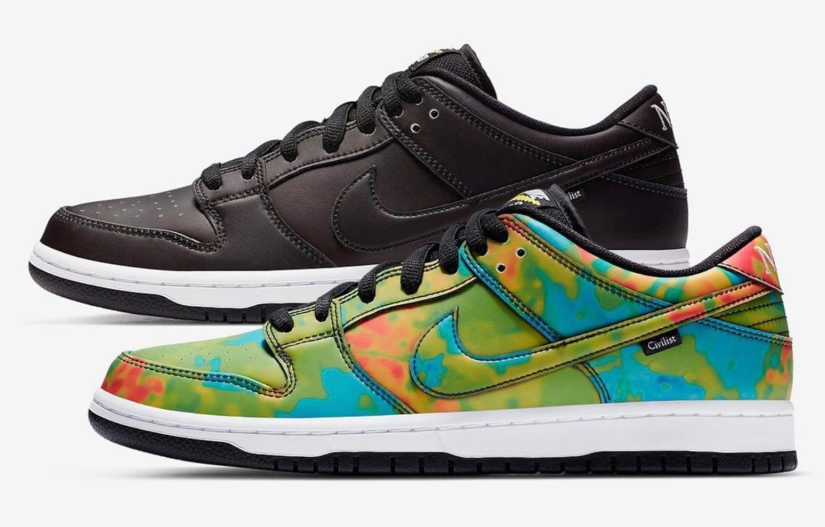 Image of Nike sb x Civilist