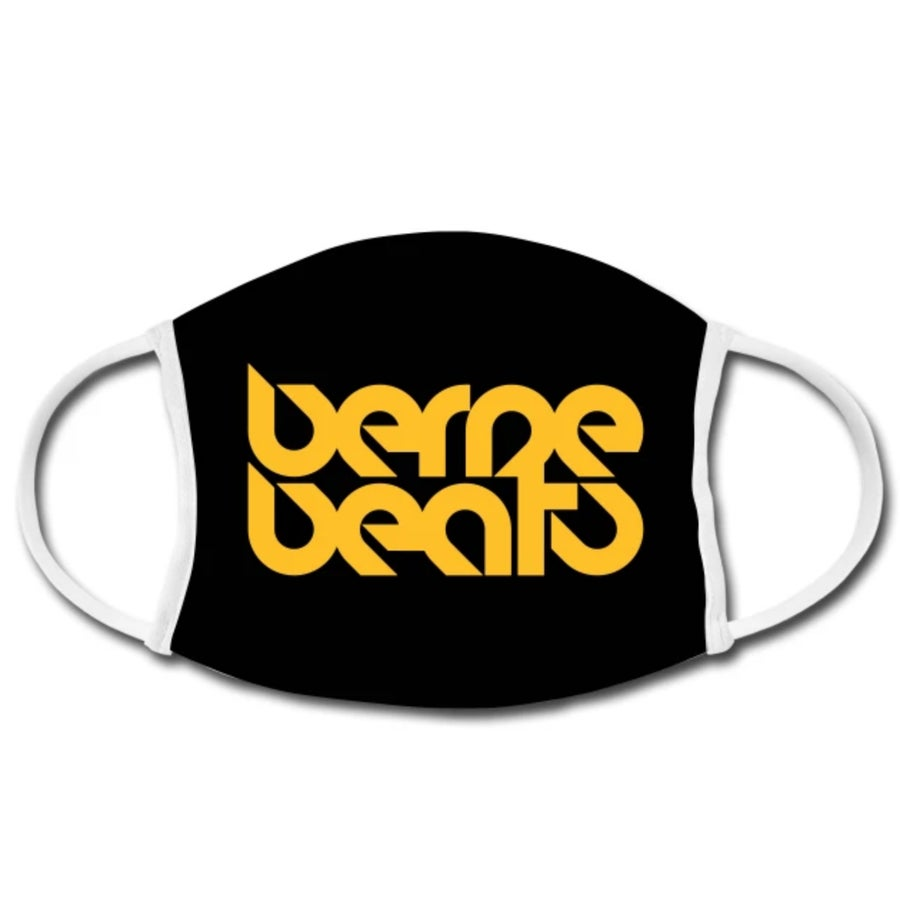 Image of Büro Destruct - BD Facemask BerneBeats