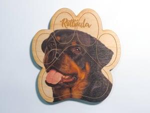 Image of Rottweiler Magnet