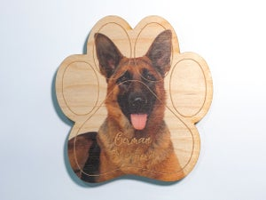 Image of German Shepherd Magnet