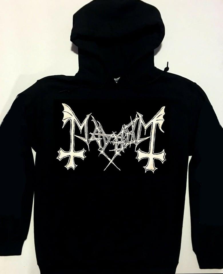 Image of Mayhem Hoodie