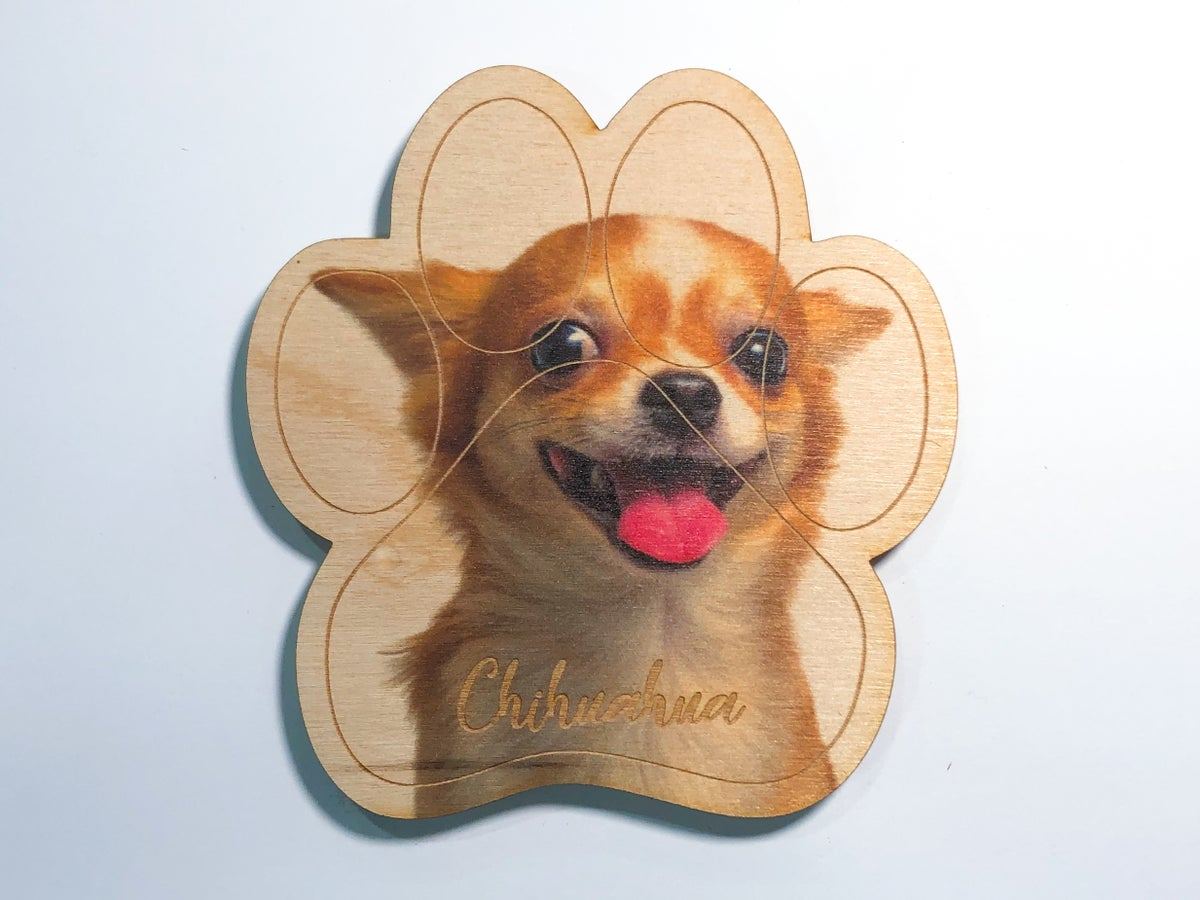 Image of Chihuahua Magnet