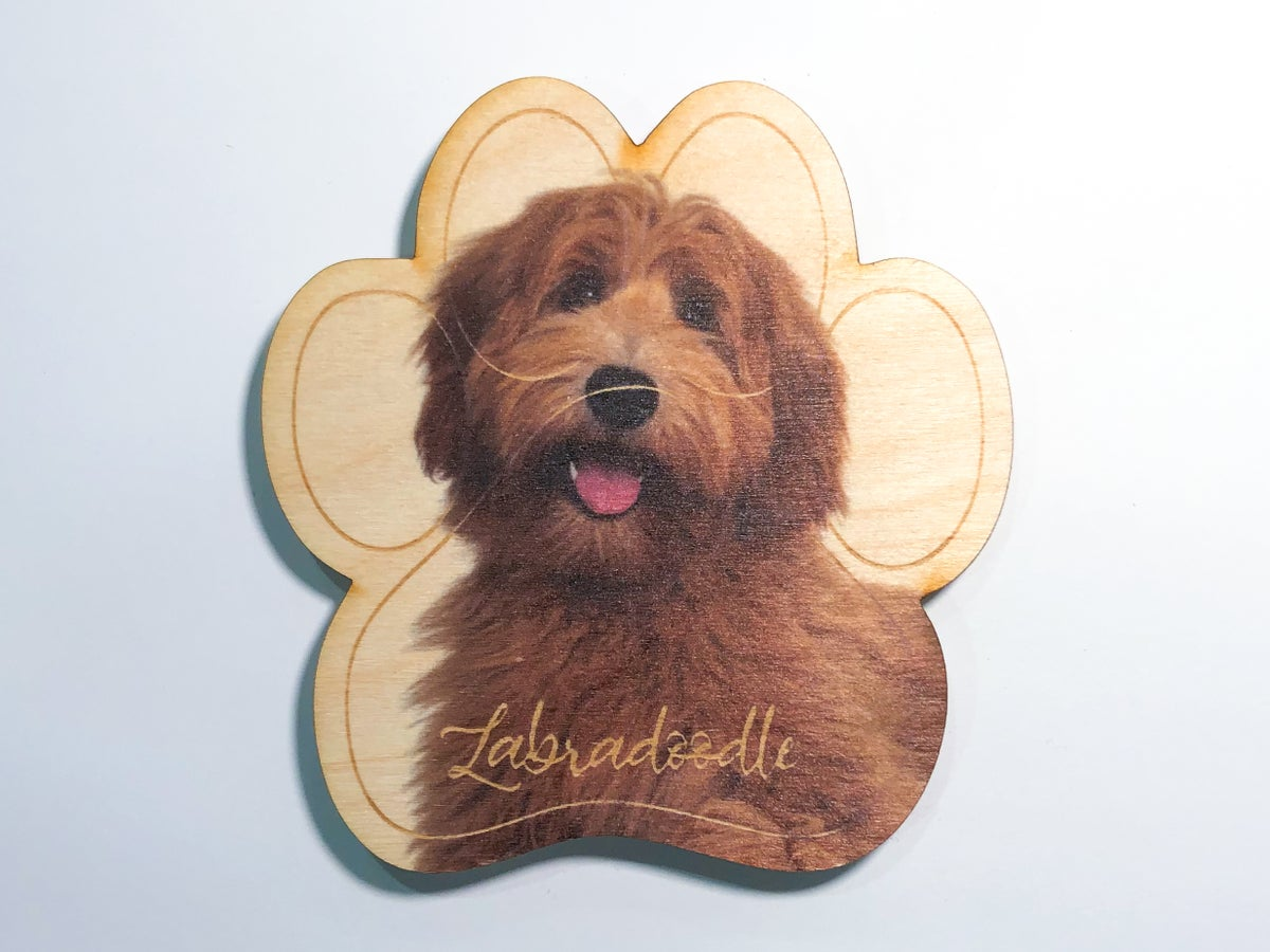 Image of Labradoodle Magnet