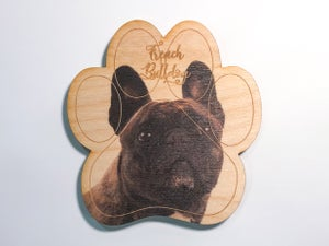 Image of French Bulldog Magnet
