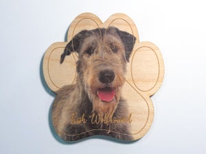 Image of Irish Wolfhound Magnet